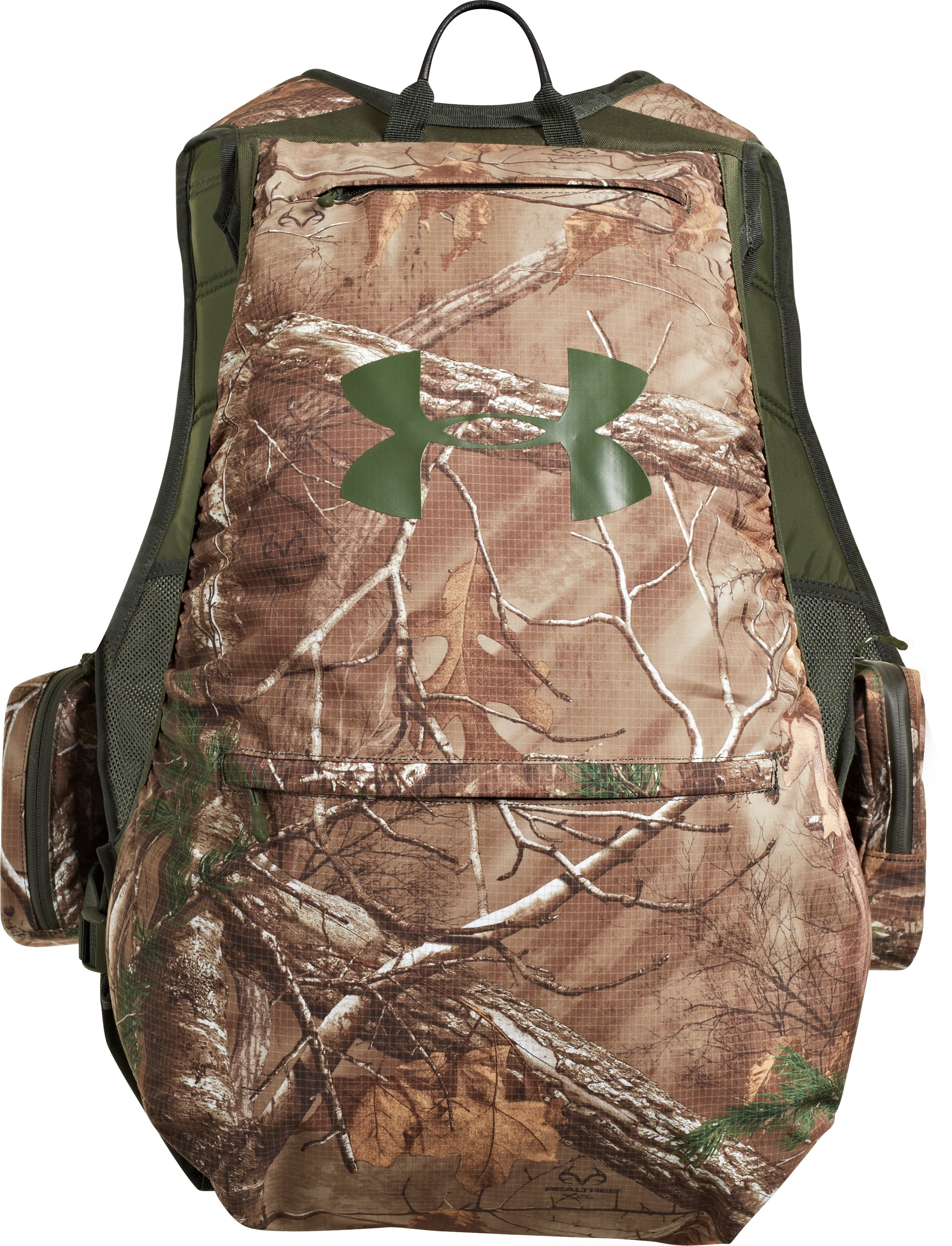 UA Fast Track Turkey Vest, REALTREE AP-XTRA, undefined