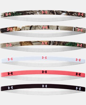 Women's UA Outdoor Mini Headbands  1 Color $13.49