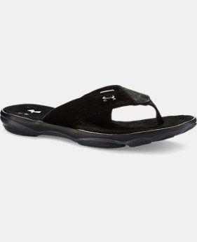 Men's UA Toxic Six Leather Sandals