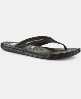 Men's UA Micro G® EV Sandals  2 Colors $31.99