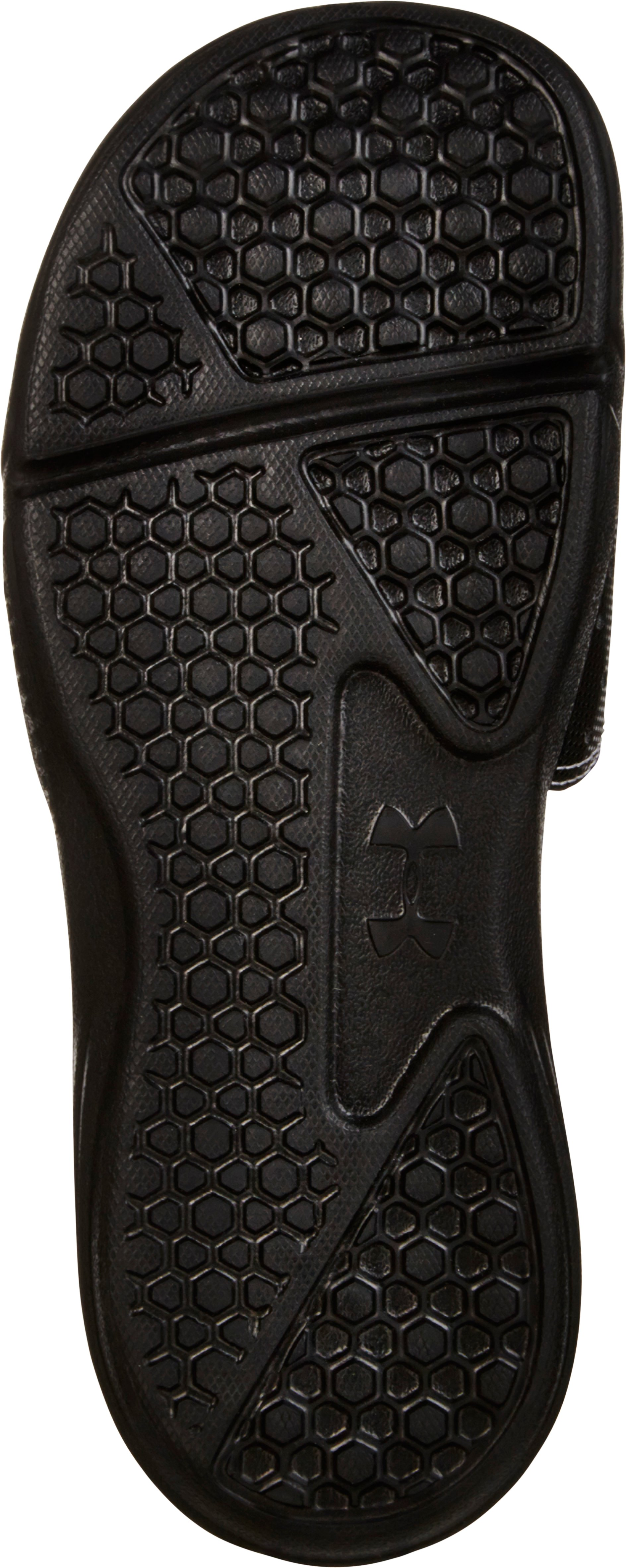 Women's UA Playmaker VI Sandal, Black