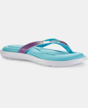 Girls' UA Marbella IV Sandal  1 Color $26.99