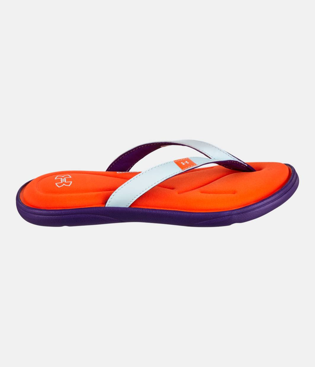 Shop women's slides, sport sandals, and flip flops from Under Armour. Perfect for after a long workout or big game. FREE SHIPPING available in the CA.