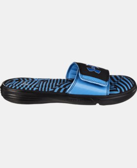 Boys' UA Ignite Illusion Sandals  1 Color $27.99