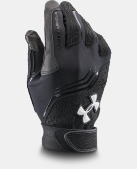 Men's UA Clean Up Batting Gloves LIMITED TIME: FREE SHIPPING 1 Color $26.99