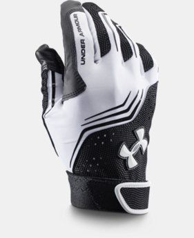 Men's UA Clean Up Batting Gloves  4 Colors $18.99