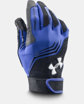 Men's UA Clean Up Batting Gloves