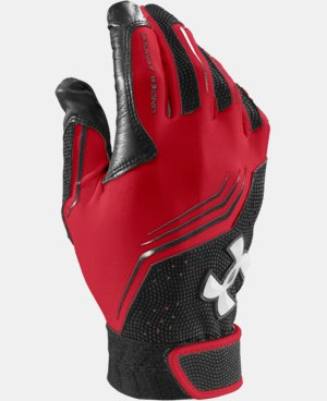 Men's UA Clean Up Batting Gloves  1 Color $15.74