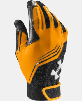 Men's UA Clean Up Batting Gloves LIMITED TIME: FREE U.S. SHIPPING 1 Color $11.24 to $14.24