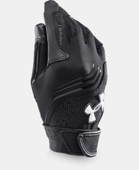 Boys' UA Clean Up Batting Gloves LIMITED TIME: FREE SHIPPING 1 Color $11.24