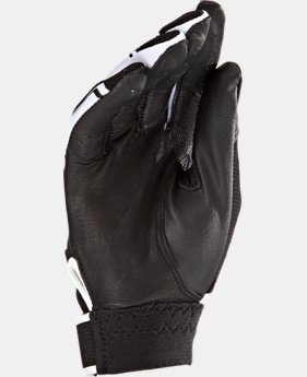 Boys' UA Clean Up Batting Gloves  2 Colors $11.24