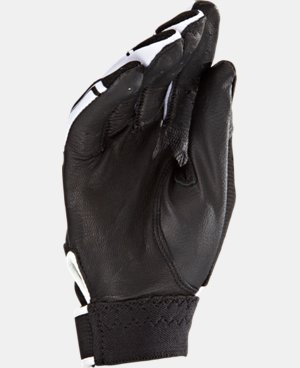 Boys' UA Clean Up Batting Gloves  1 Color $11.24