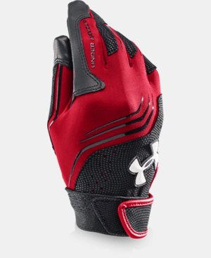 Boys' UA Clean Up Batting Gloves LIMITED TIME: FREE U.S. SHIPPING 1 Color $14.99