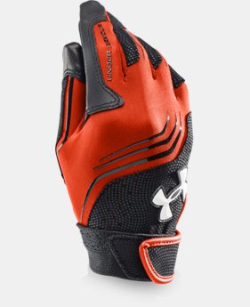 Boys' UA Clean Up Batting Gloves  1 Color $11.99