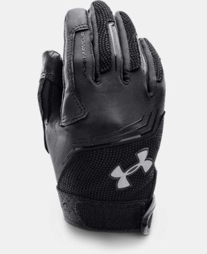 Kids' UA Clean Up Baseball Batting Gloves LIMITED TIME: FREE U.S. SHIPPING 1 Color $11.99