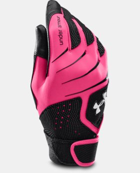 Women's UA Radar III Fastpitch Batting Glove   $14.99
