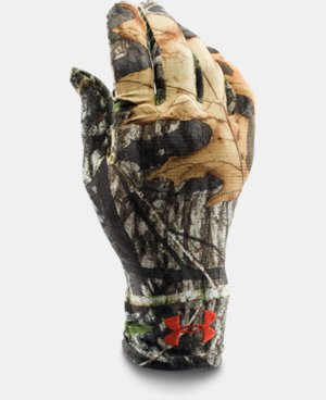 Men's UA Camo HeatGear® Liner Gloves LIMITED TIME: FREE U.S. SHIPPING 1 Color $19.99