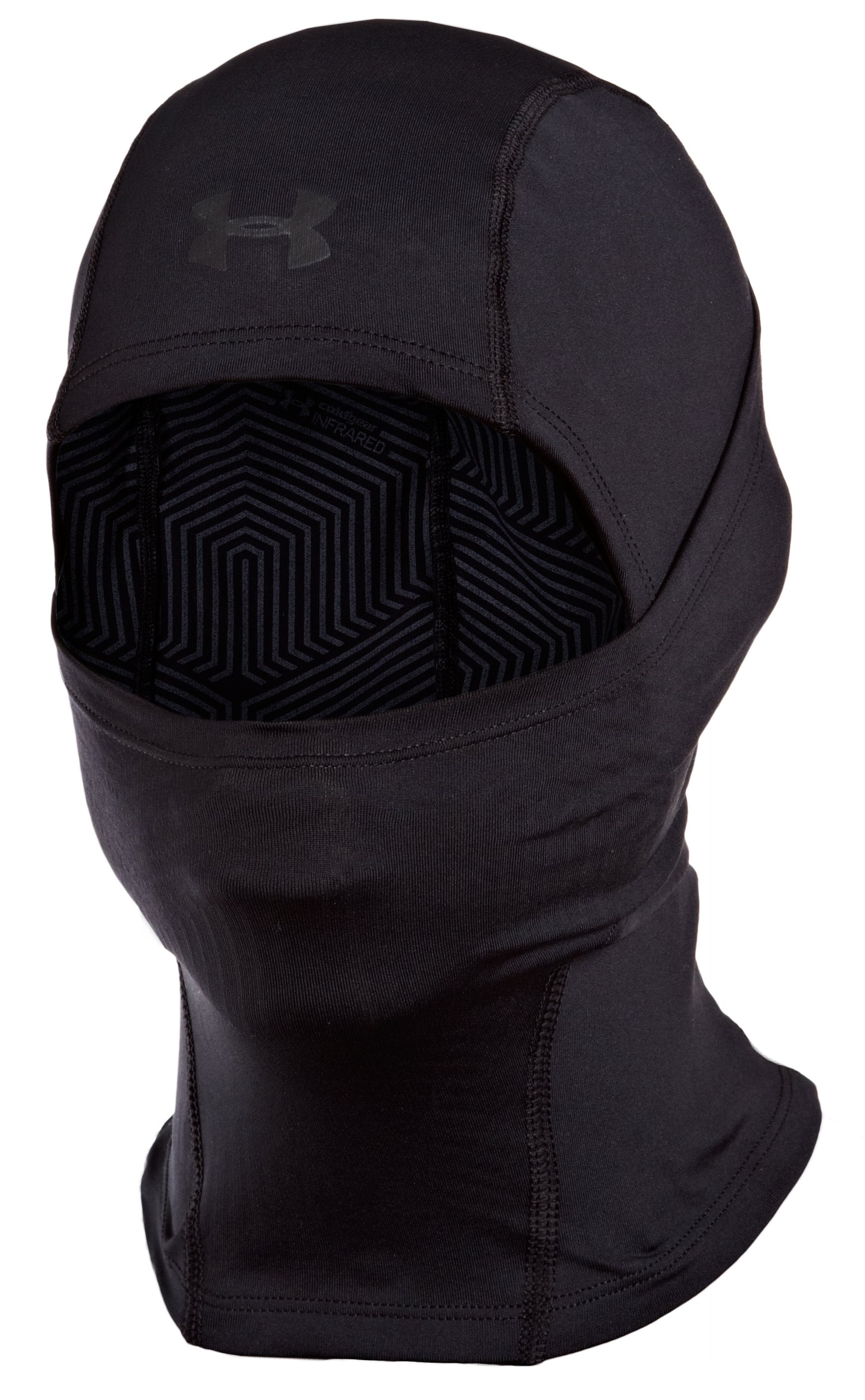 Men's ColdGear® Infrared Hood, Black , zoomed image