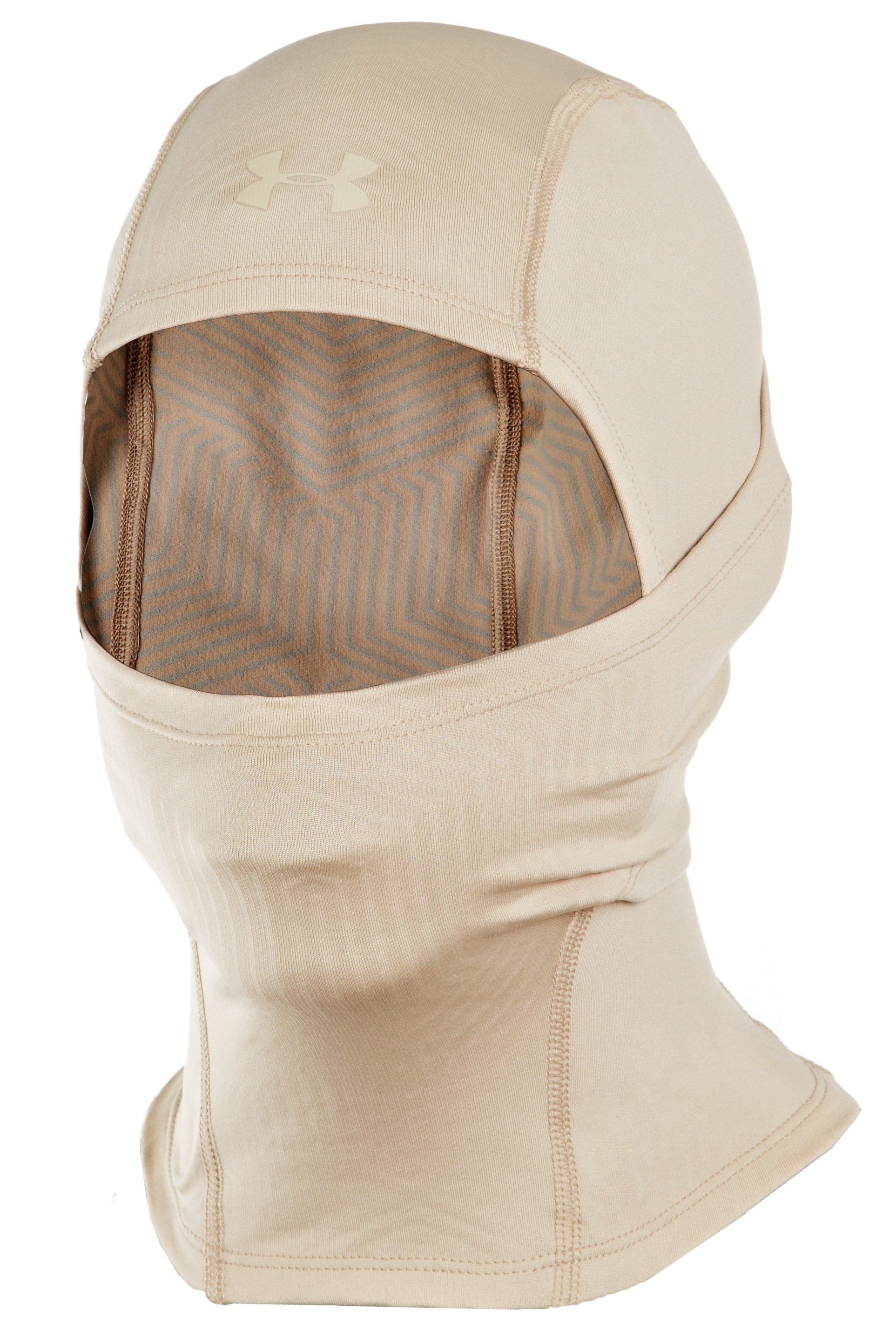 Men's ColdGear® Infrared Tactical Hood, Desert Sand, zoomed image