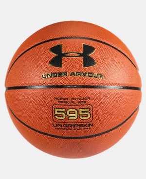 UA 595 Indoor/Outdoor Basketball  1 Color $39.99
