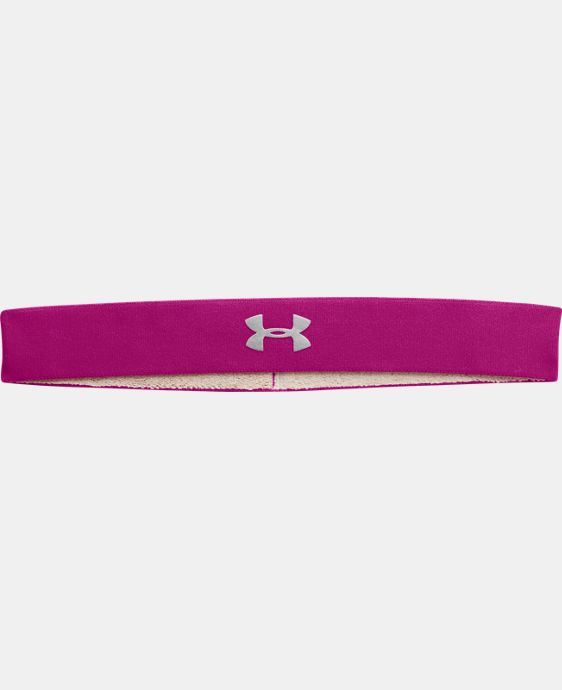 Women's UA Power Thru Headband LIMITED TIME: FREE SHIPPING 1 Color $8.24