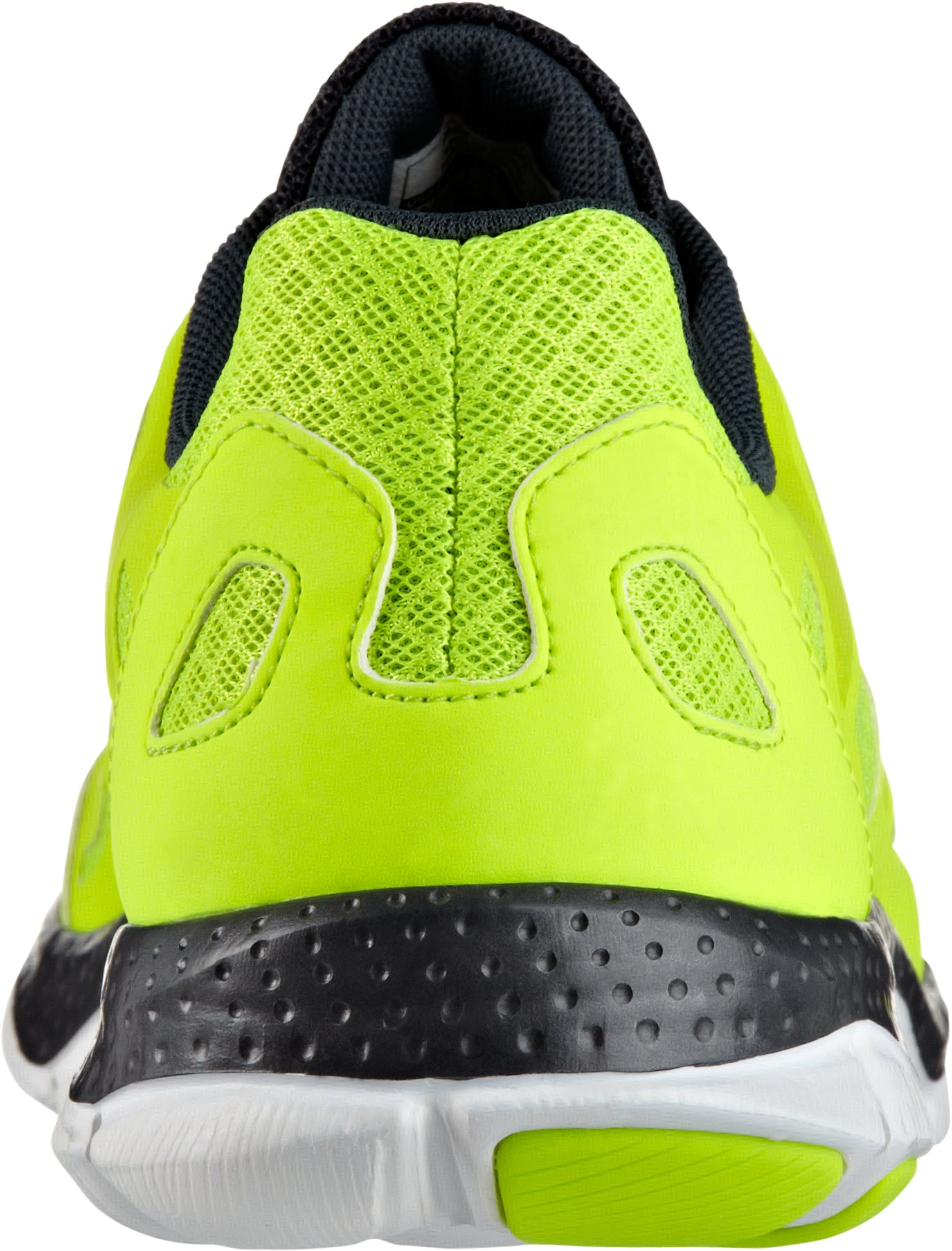 Men's Micro G® Engage Running Shoes, High-Vis Yellow
