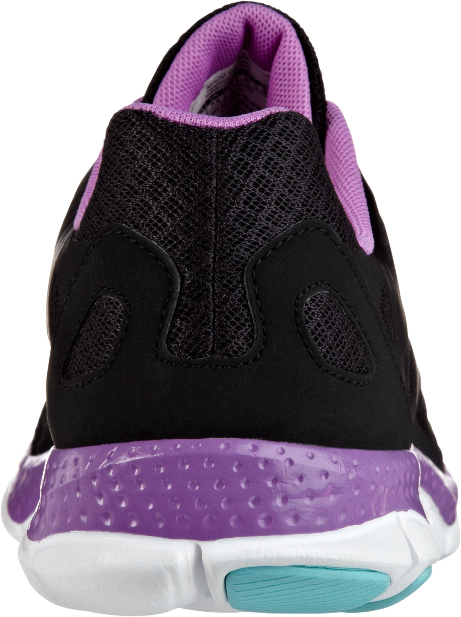 Women's UA Micro G® Engage Running Shoes, Black , undefined