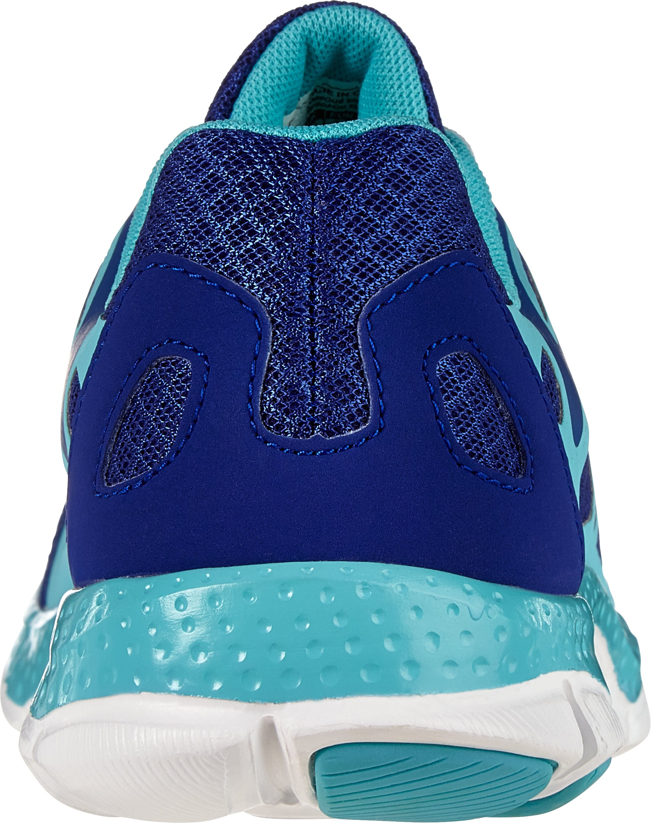 Women's UA Micro G® Engage Running Shoes, SIBERIAN IRIS