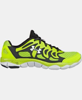 Boys' Micro G® Engage Grade School Running Shoes