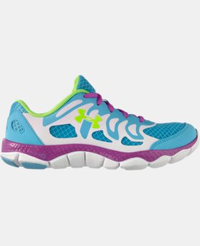 Girls' Grade School UA Micro G® Engage Running Shoes