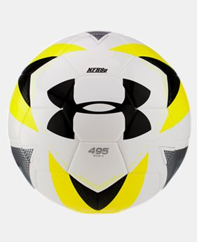 New Arrival  UA 495 Soccer Ball LIMITED TIME: FREE SHIPPING 1 Color $39.99