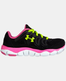 Girls' Pre-School UA Engage Running Shoes