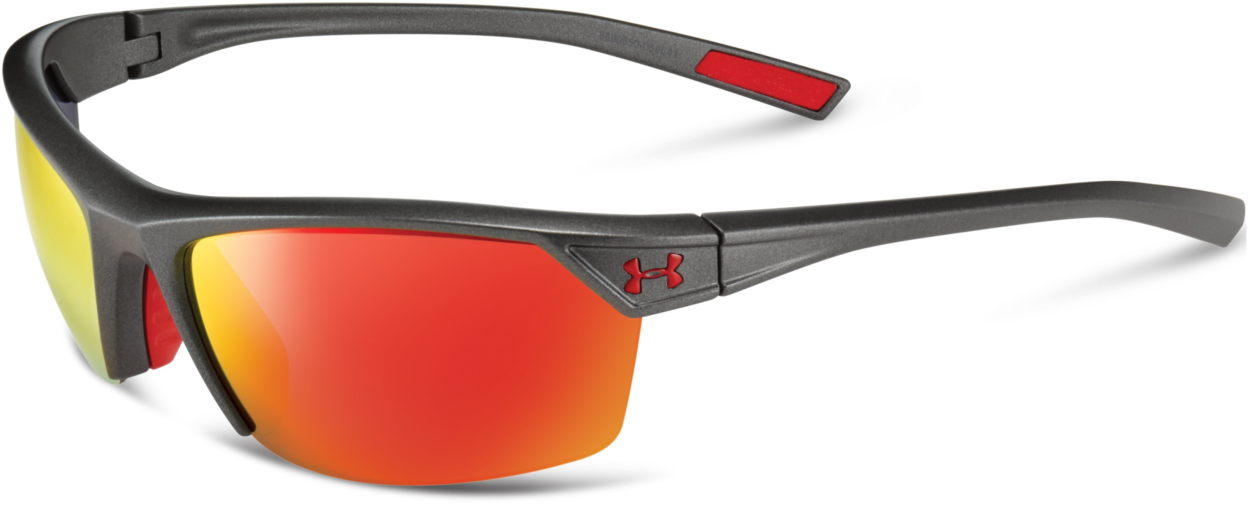 UA Zone 2.0 Sunglasses, Carbon, zoomed image