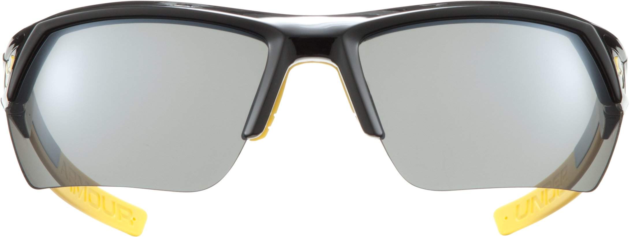 UA Igniter 2.0 Sunglasses, Shiny Black, zoomed image