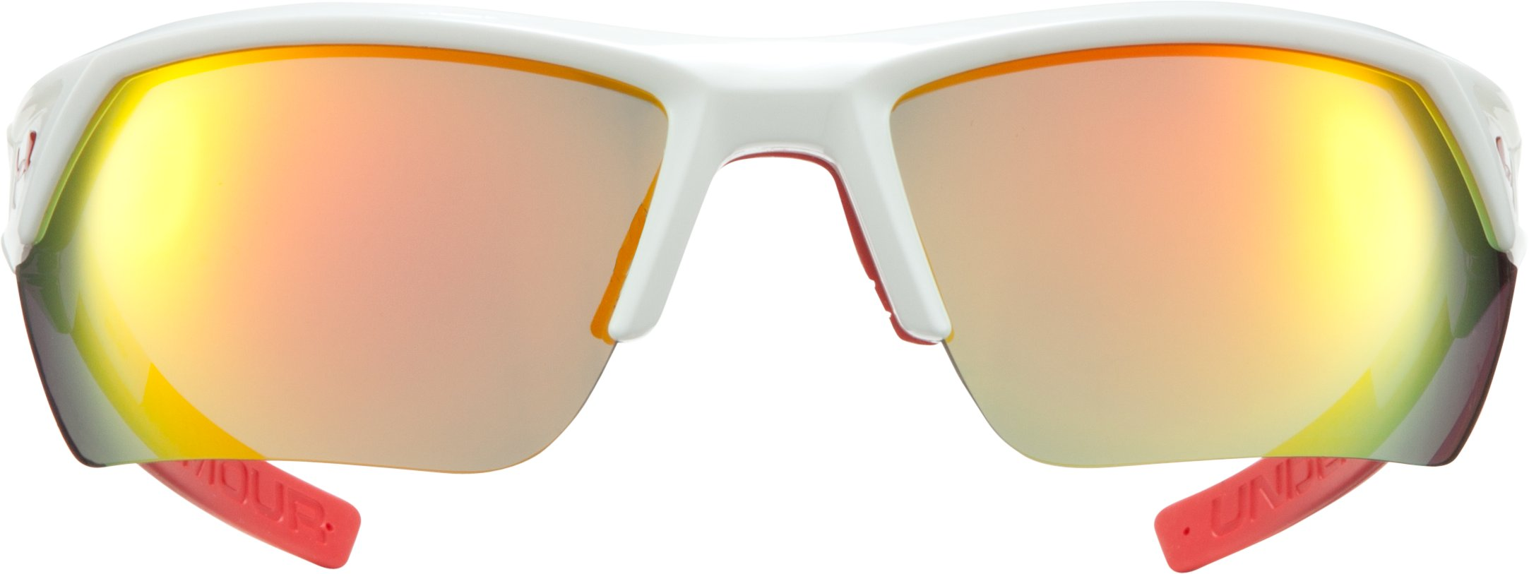 UA Igniter 2.0 Sunglasses, Shiny White