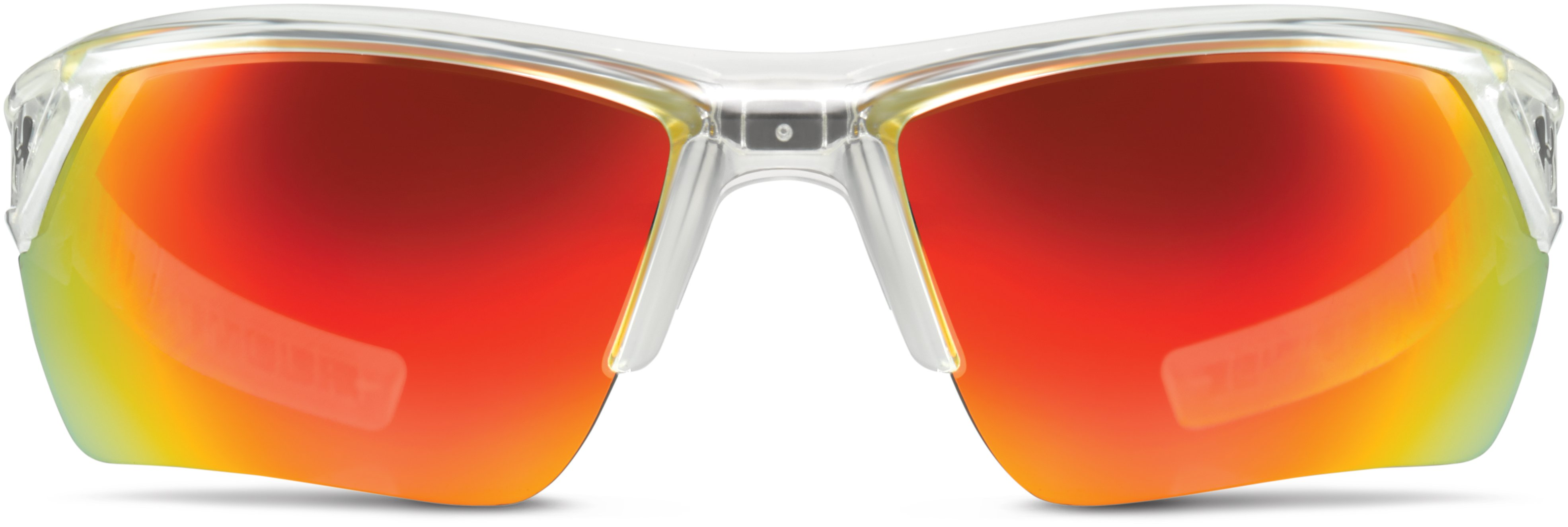 UA Igniter 2.0 Sunglasses, SHINY CRYSTAL CLEAR, undefined