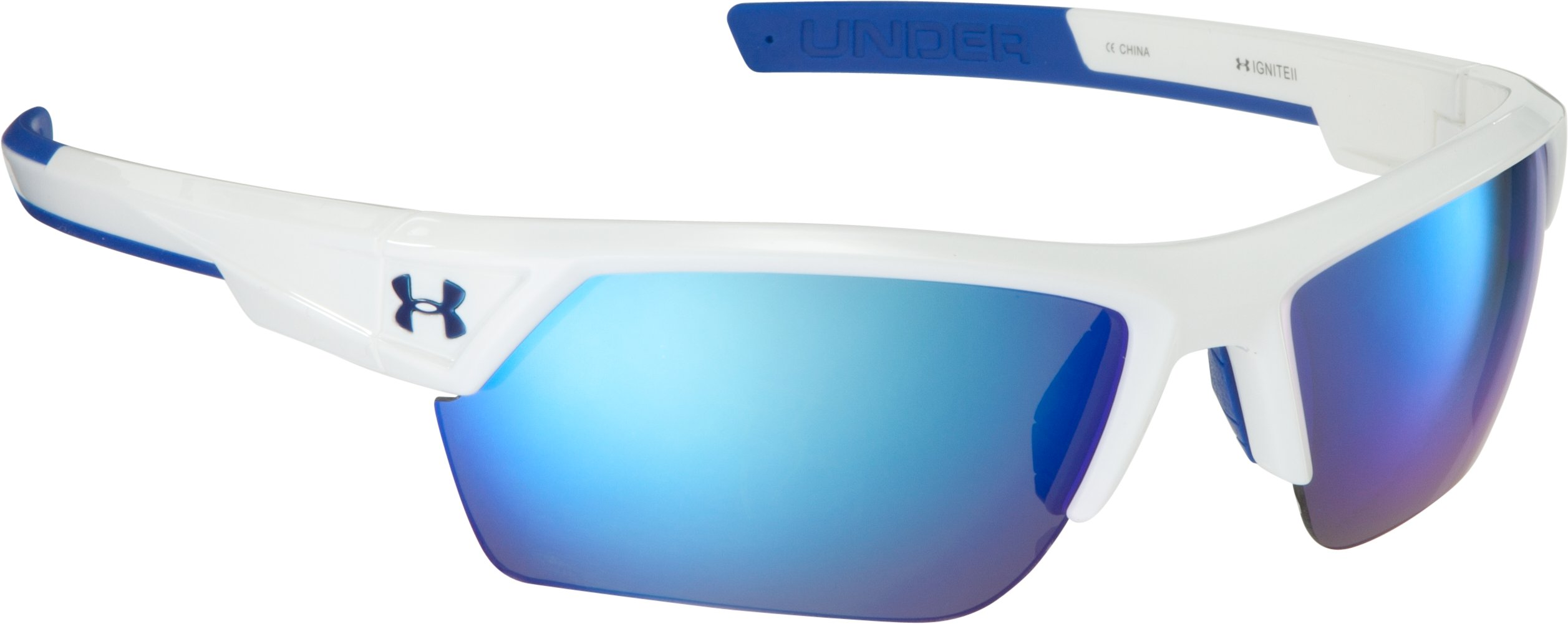 UA Igniter 2.0 Sunglasses, White