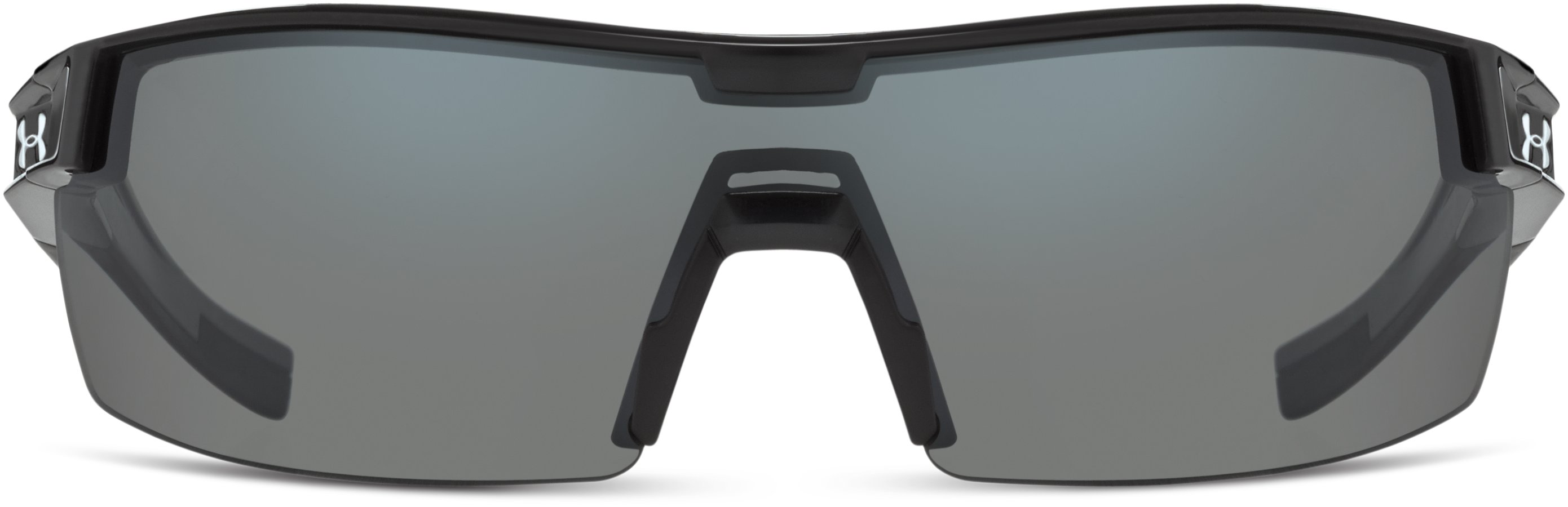UA Reign Sunglasses, Shiny Black,