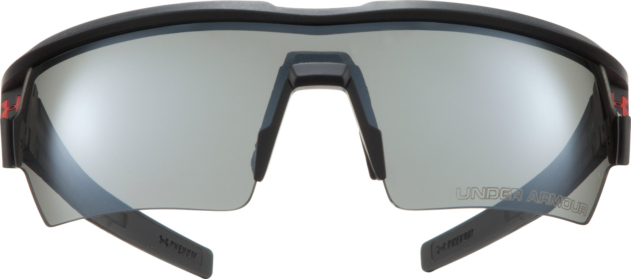 UA Phenom Sunglasses, Shiny Black,