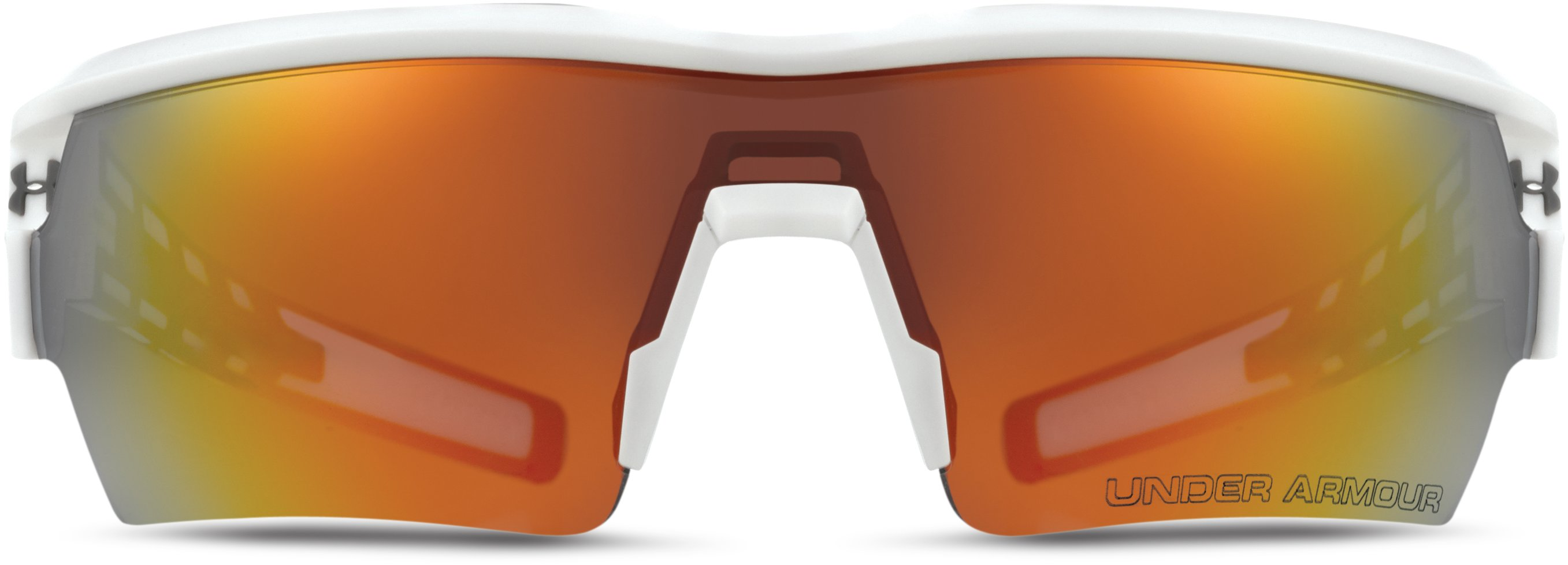 UA Phenom Sunglasses, Shiny White