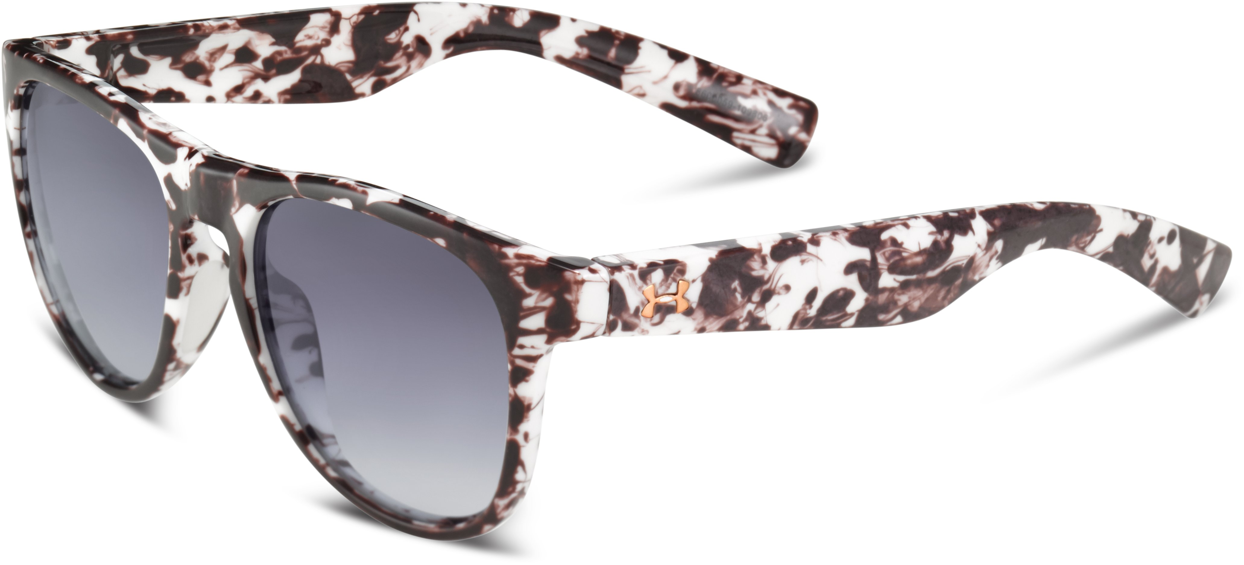 Women's UA Sierra Sunglasses, SHINY WHITE MARBLE, undefined