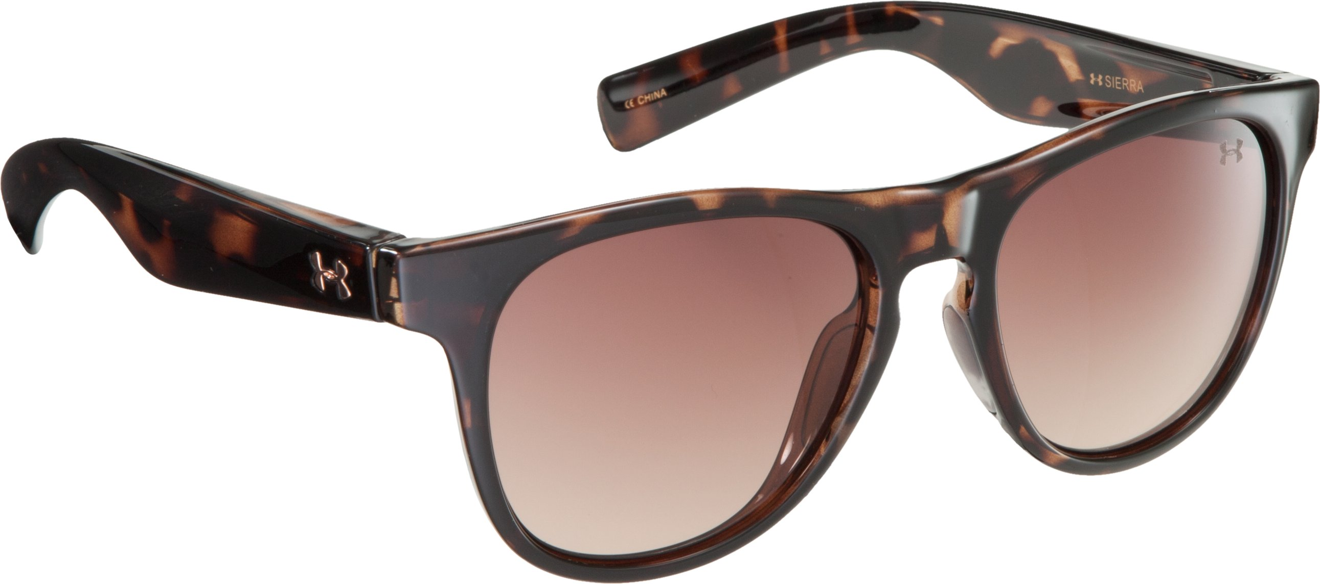 Women's UA Sierra Sunglasses, CRYSTAL TORT