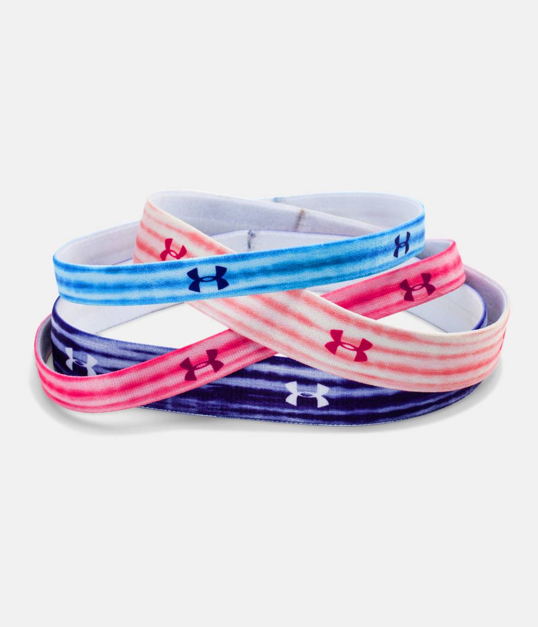 4-Pack Under Armour Graphic Elastic Headband