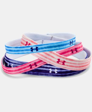 Women's UA Graphic Elastic Headband – 4pk  1 Color $6.74 to $8.99