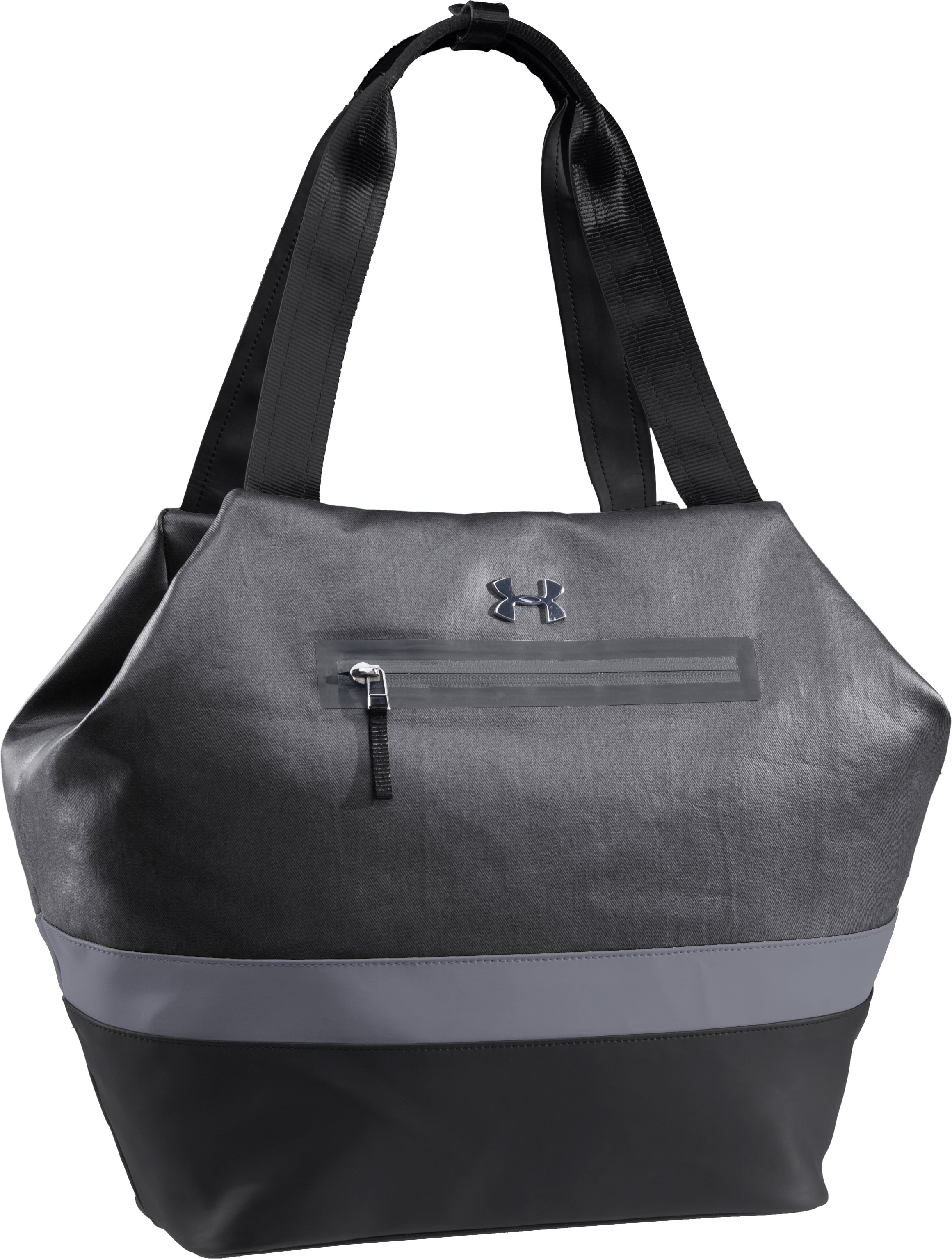 Women's UA Perfect Flow Tote, Black , zoomed image