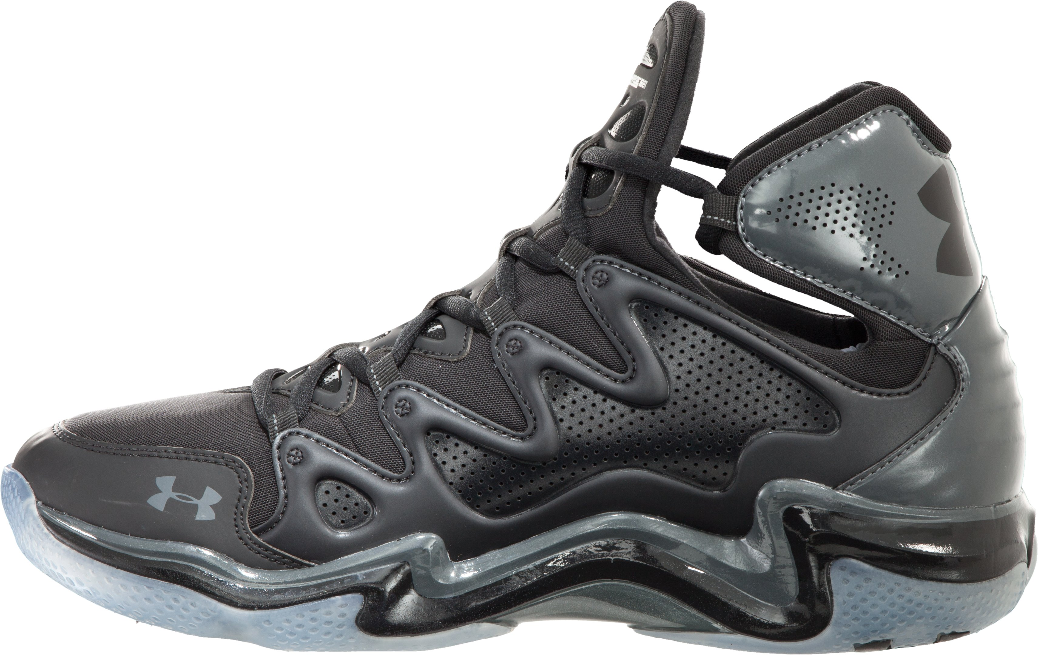 Men's UA Charge BB Low Basketball Shoes, Black