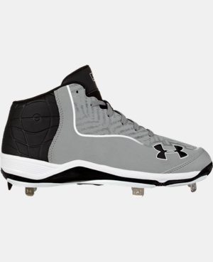 Men's UA Ignite Mid ST CC Baseball Cleats  1 Color $39.74