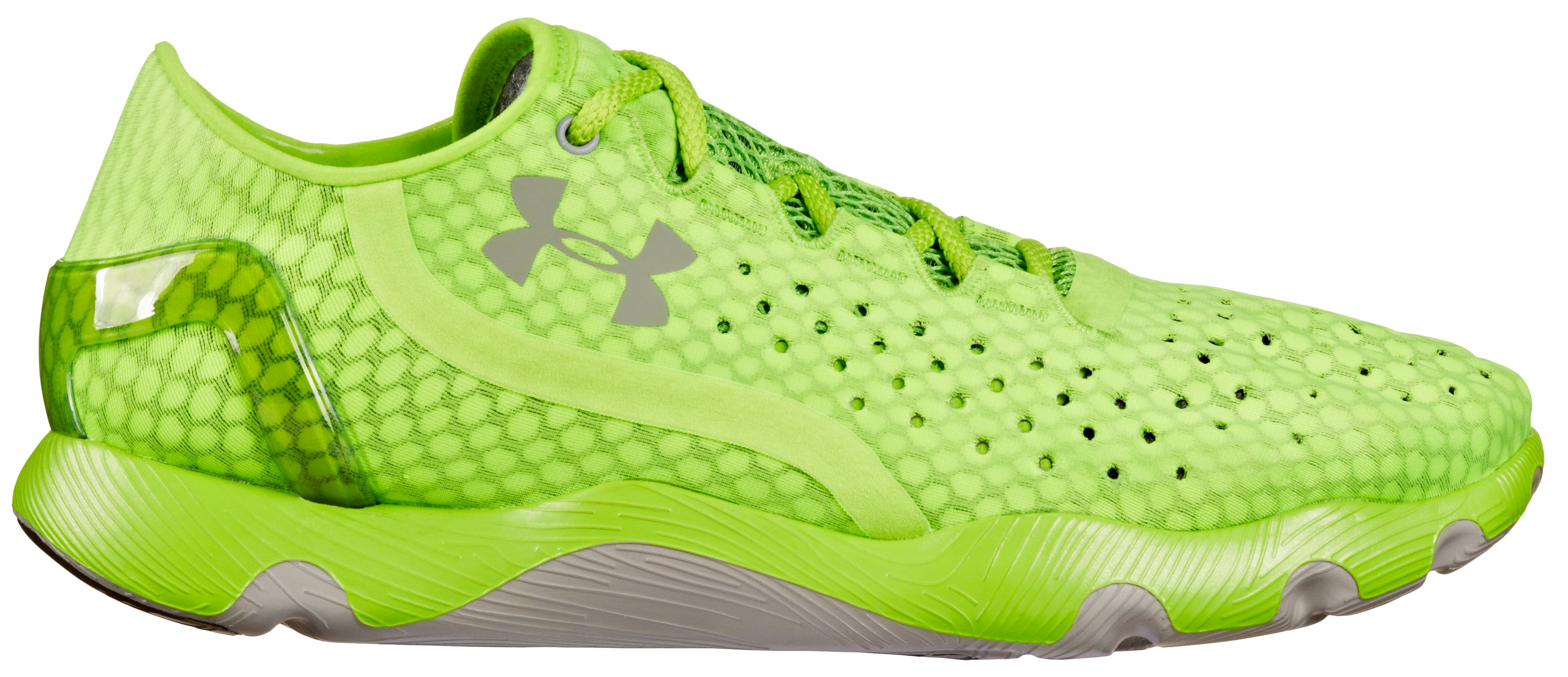 UA SpeedForm® RC Running Shoes, HYPER GREEN