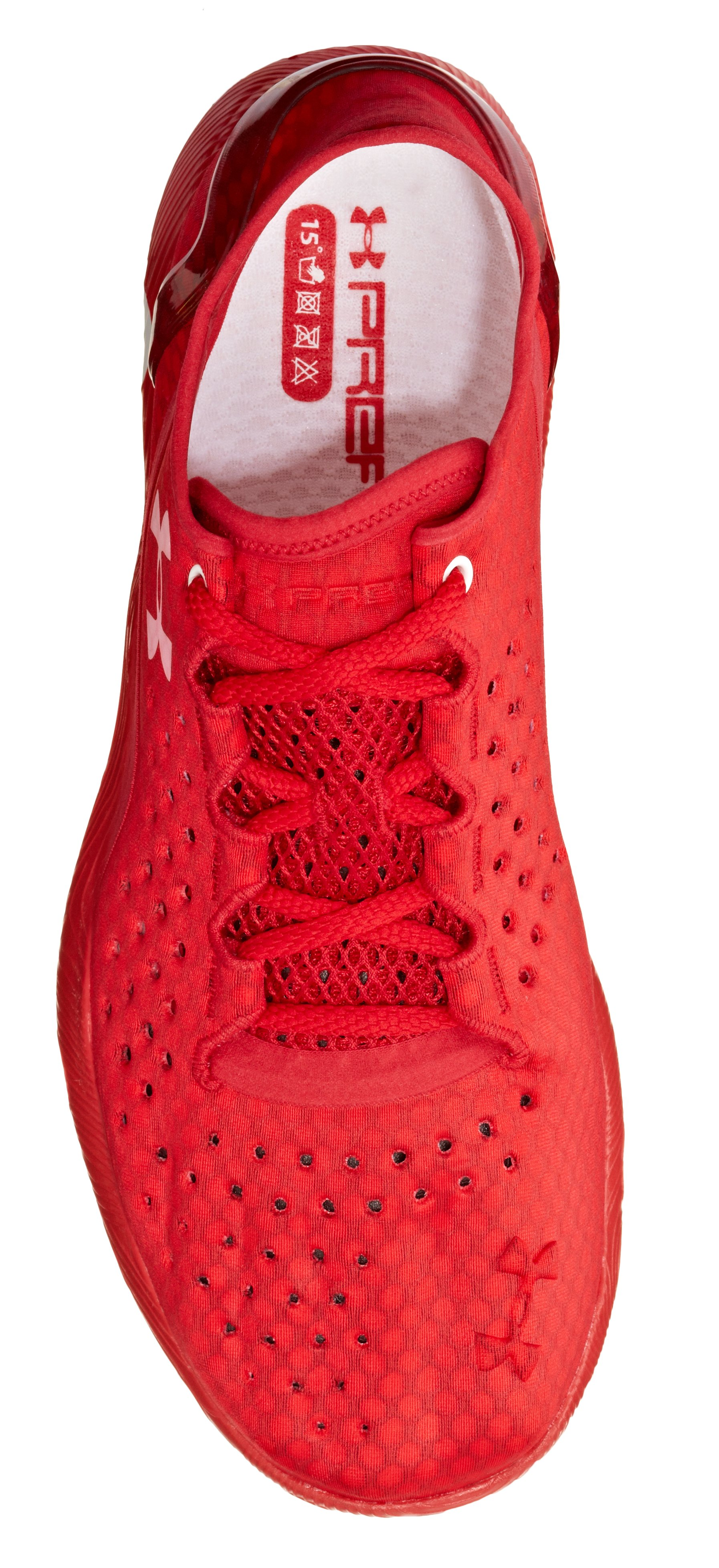 UA SpeedForm® RC Running Shoes, Red