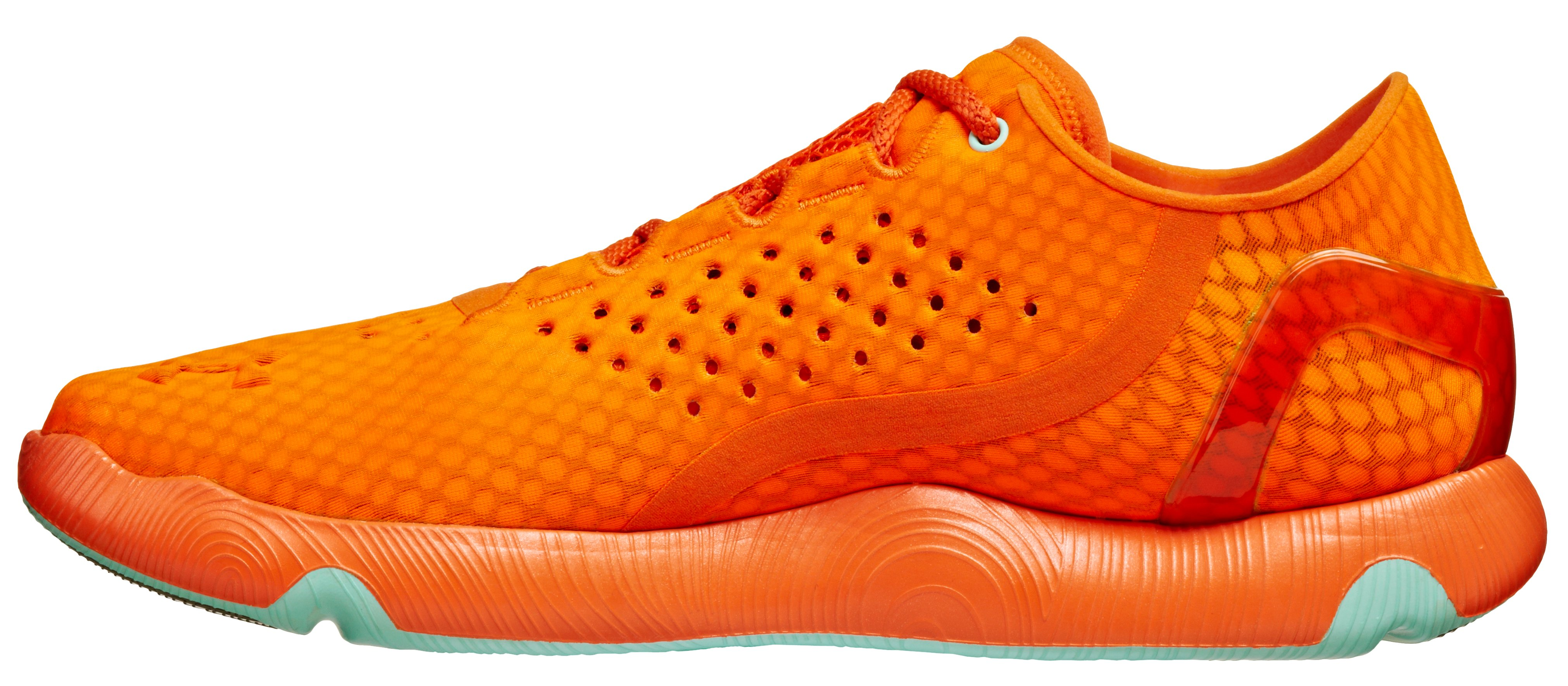 UA SpeedForm® RC Running Shoes, Blaze Orange